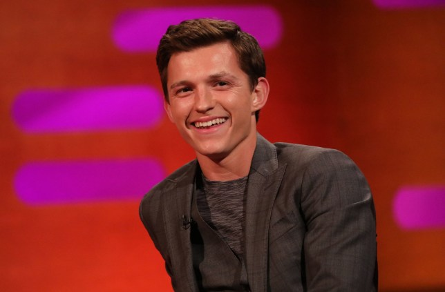 Tom Holland denies that he is dating Spider-Man co-star