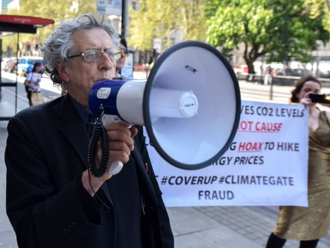 Jeremy Corbyn's brother claims 'man-made climate change does not exist'
