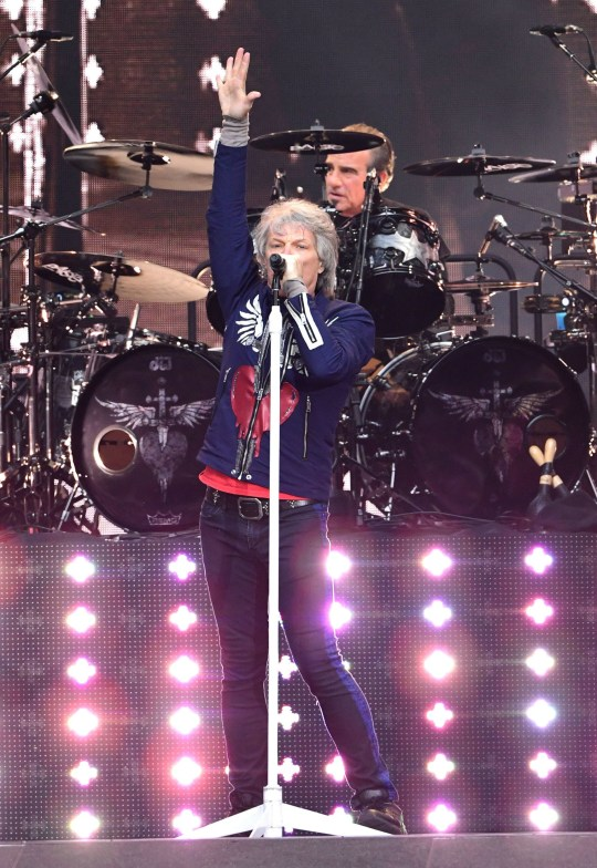 Bon Jovi are still rock royalty after phenomenal return to