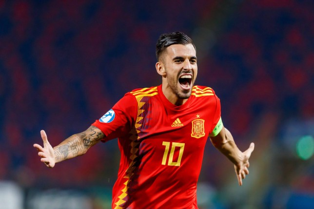 Dani Ceballos has hinted his future could be away from Real Madrid