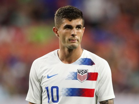 New Chelsea signing Christian Pulisic shows his class as USA smash Trinidad and Tobago
