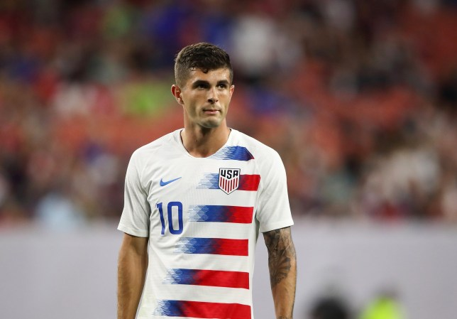 Chelsea winger Christian Pulisic was superb in USA's win over Trinidad and Tobago