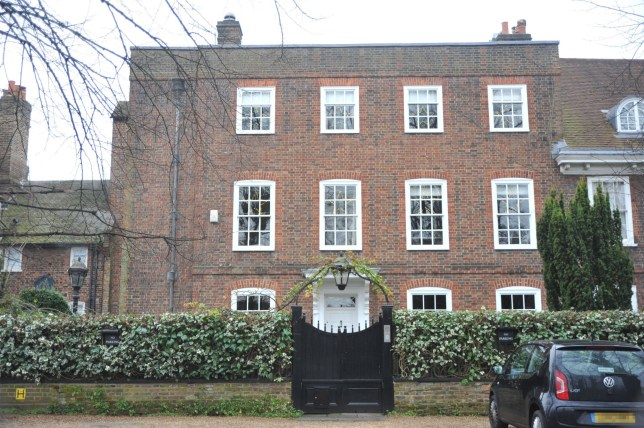 George Michaels Home In Highgate, North London Christmas 2020 George Michael's mansion 'available to rent for £15,000 per week