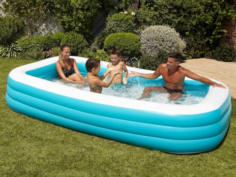 Asda is selling extra large paddling pools for £20