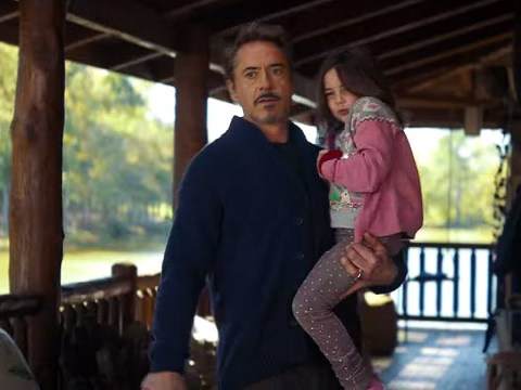 Wild Avengers theory suggests Tony Stark's daughter Morgan was a robot all along and we do not love this 3000