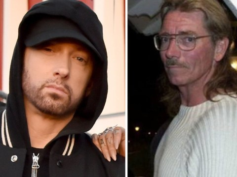 Eminem's father Marshall Bruce Mathers Jr 'dies aged 67'