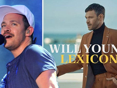 Will Young thrilled as Lexicon eyes number one: 'It validates that it's a really great pop album'
