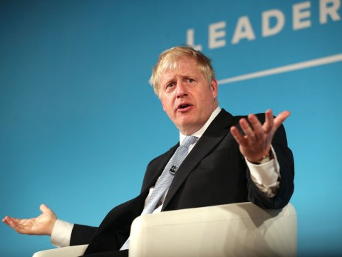 Boris Johnson called the French 'turds' but BBC cut it from interview