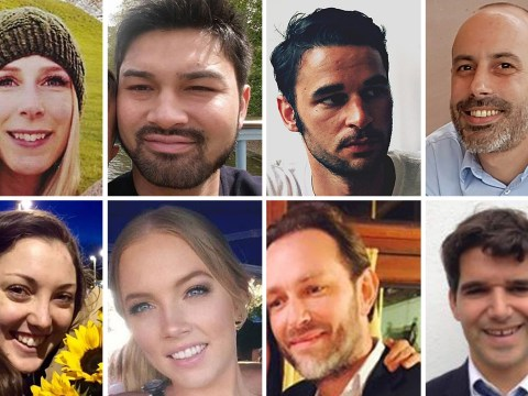 Remembering the eight brave victims of the London terror attack