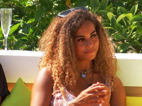 Love Island's Amber Gill is worried about trusting Michael Griffiths during Casa Amor twist
