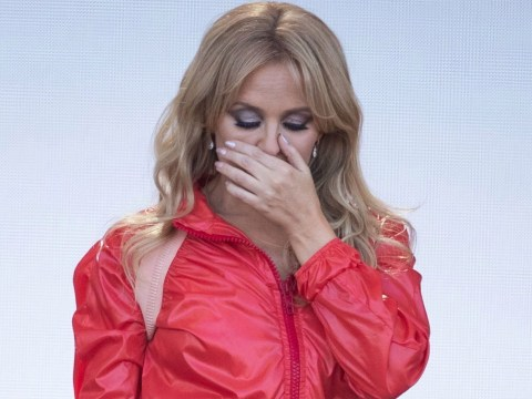 Kylie Minogue wasn't happy with her record-breaking Glastonbury performance: 'I'm better than that'