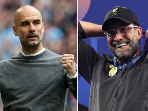 Manchester City boss Pep Guardiola sends message to Jurgen Klopp after Liverpool's Champions League victory