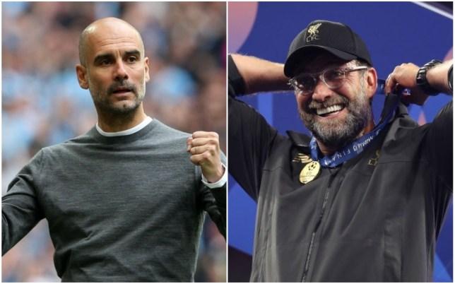 Manchester City boss Pep Guardiola sends message to Jurgen Klopp after Liverpool's Champions League victory