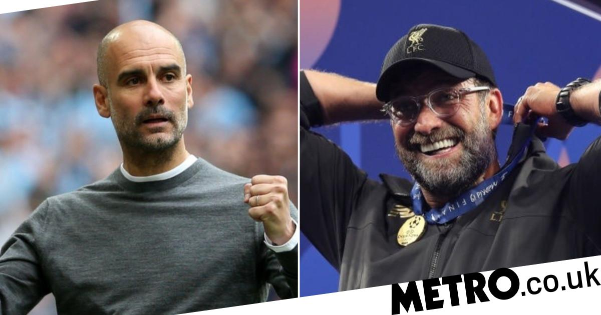 Pep Guardiola speaks out on Jurgen Klopp and Liverpool's