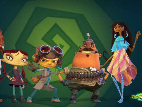 Psychonauts 2 preview – dreams can come true