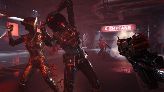 Game preview and interview: Wolfenstein Youngblood is a