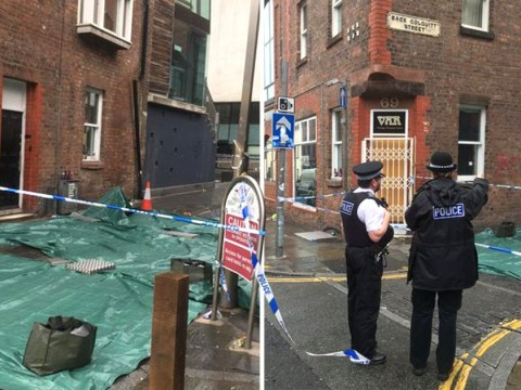 Man stabbed to death in Liverpool city centre hours after Champions League win