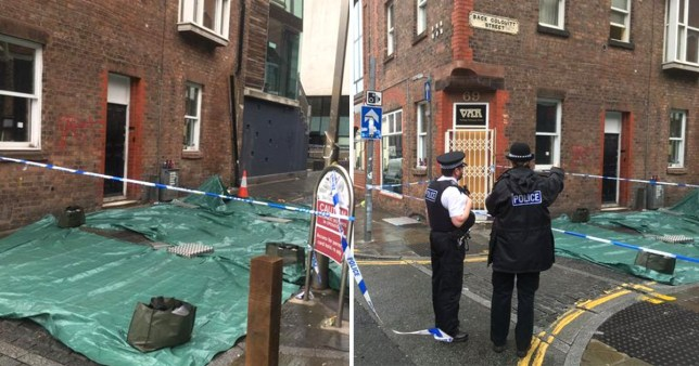 Man stabbed to death in Liverpool city centre hours after Champions