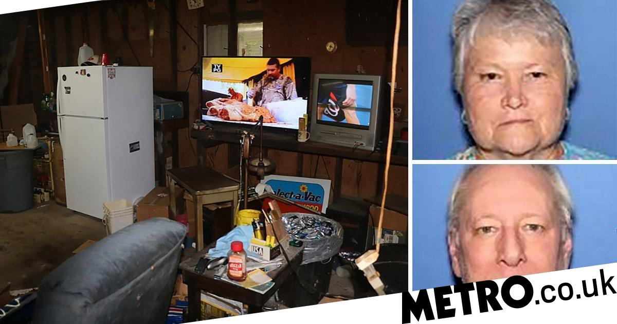 Inside Shed Where Nurse 69 Killed Husband 65 For Watching