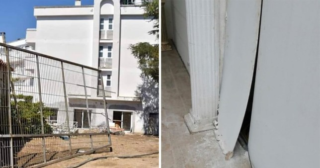 Familys 3000 Holiday Ruined By Building Site Tui Hotel