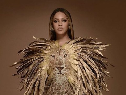 Beyoncé channels The Lion King's Nala at Wearable Art Gala