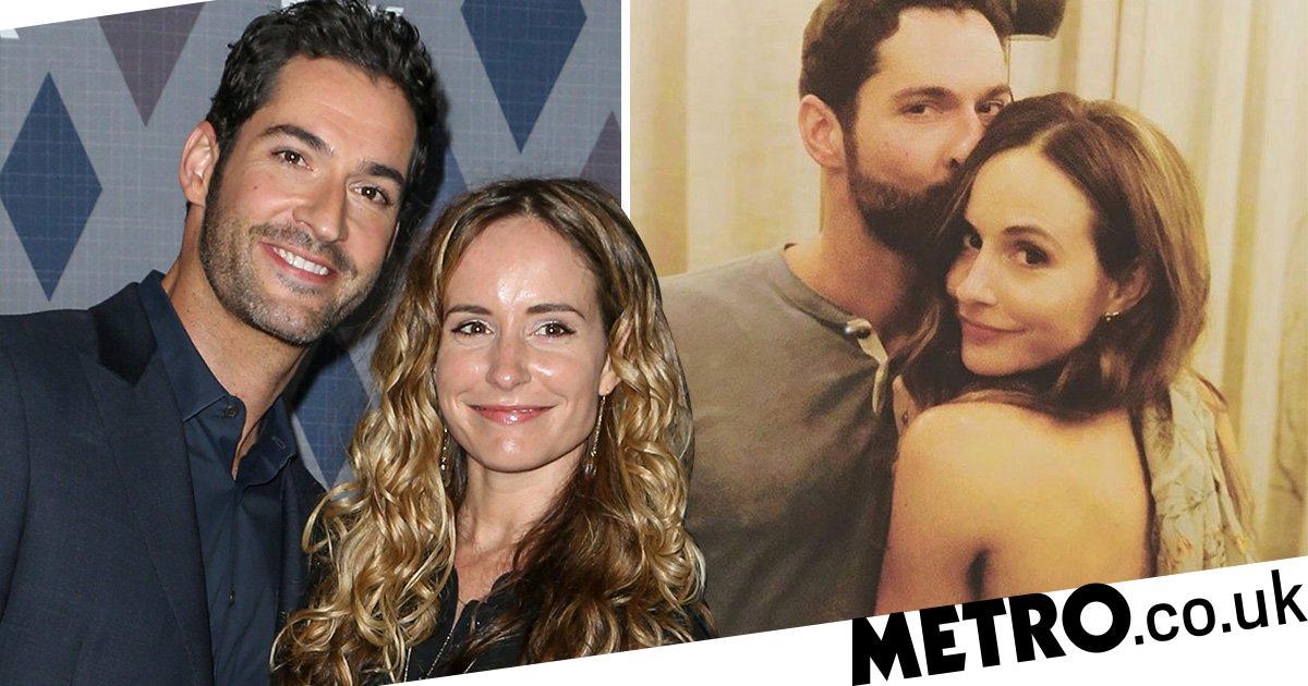 Lucifer star Tom Ellis' new wife Meaghan Oppenheimer ...