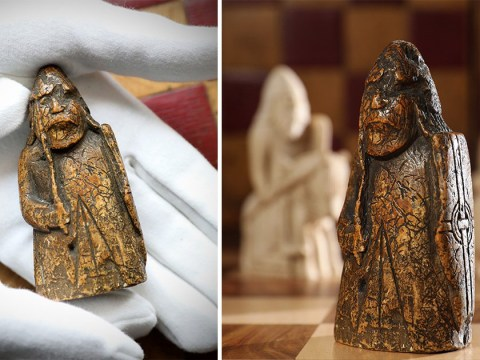 Chess piece bought for £5 could sell for £1,000,000