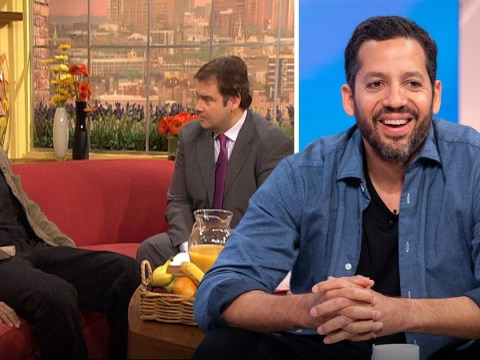 David Blaine reveals why he refused to talk to Eamonn Holmes in that agonising interview