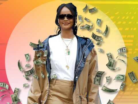 Rihanna named the richest woman in music – despite not releasing a new album in three years