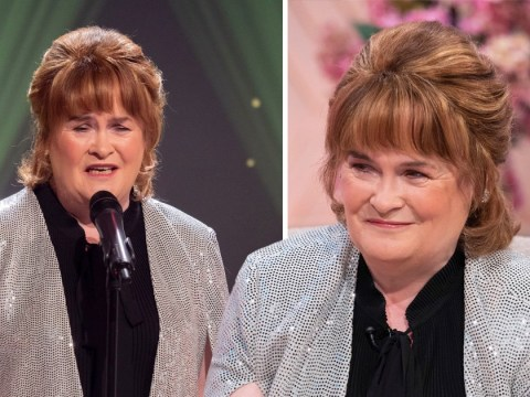 Susan Boyle squashes Ant and Dec's confirmation she'll be joining Britain's Got Talent: The Champions