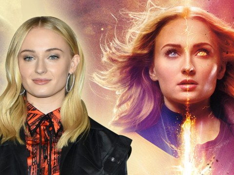 Who does Sophie Turner play in X-Men: Dark Phoenix and what else has she got coming up?