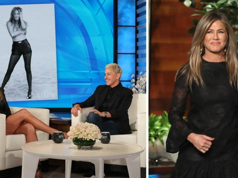 Jennifer Aniston 'loves being naked' at 50 and will not be shamed