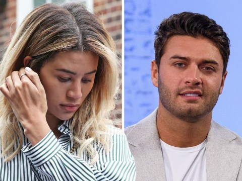 Montana Brown speaks out on Mike Thalassitis' suicide as she attends inquest with his family