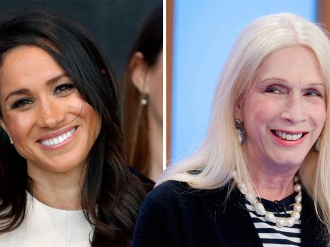 Lady Colin Campbell believes it would be 'great tragedy' if Meghan Markle doesn't last in Royal Family