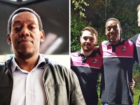 Gay rugby team refuses to wear pride flag until player gets asylum