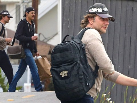 Bradley Cooper keeps his head down as Irina Shayk 'moves out of family home'