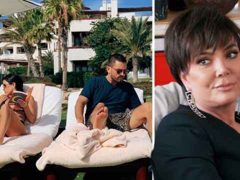 Kris Jenner worries Kourtney Kardashian is in love with Scott Disick: 'Somebody's going to get hurt'