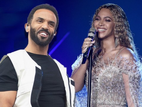 Craig David wants to work with Beyonce and he's speaking it into existence