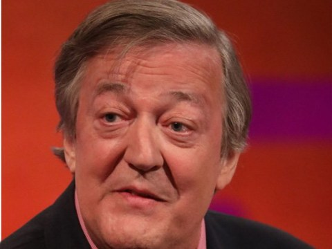 Stephen Fry wanted to become a priest before realising he didn't believe in God