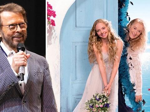 ABBA star Bjorn Ulvaeus teases a third Mamma Mia! film