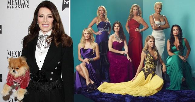 Lisa Vanderpump has quit Real Housewives of Beverly Hills (Picture: Rex)