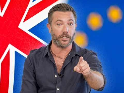 Gino D'Acampo explains what he really meant by that Brexit tweet and it's not what you think