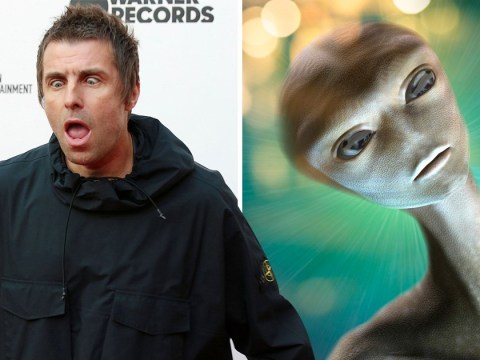 Liam Gallagher thinks aliens made Oasis successful as he describes snorting his own skin