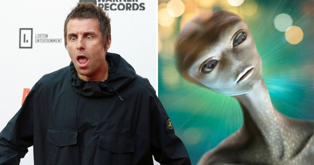 Liam Gallagher claims he snorted his own skin and Oasis were successful because of aliens