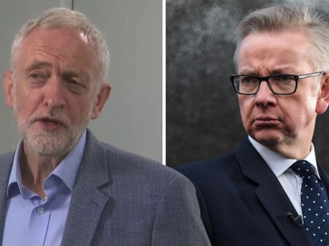 Jeremy Corbyn is 'unconcerned' by Michael Gove's drug taking