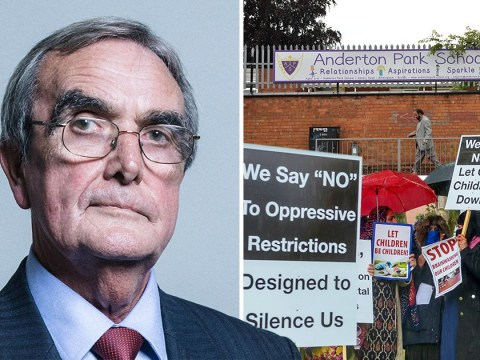 Labour MP to be 'reminded of responsibilities' after backing anti-LGBT teaching protest