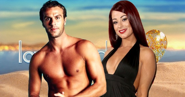 Love Island 2015 winners Jessica Hayes and Max Morley