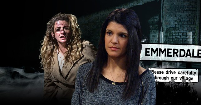 Did Alicia attack Maya in Emmerdale?