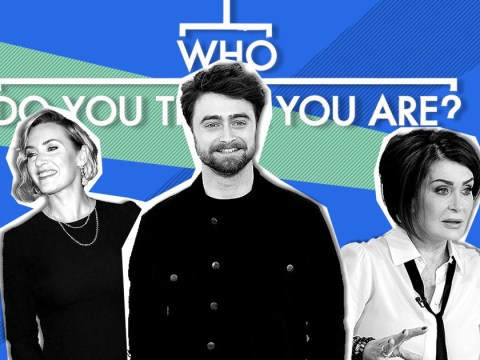 Daniel Radcliffe, Kate Winslet and Sharon Osbourne set to uncover family trees on Who Do You Think You Are?