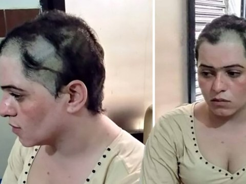 Gang beat up and shave trans woman's hair off in humiliating attack